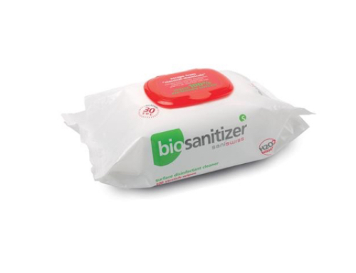 Biosanitizer S salviette